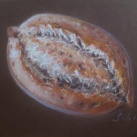 Pan Sevillano - Pastel 32x24 cm.