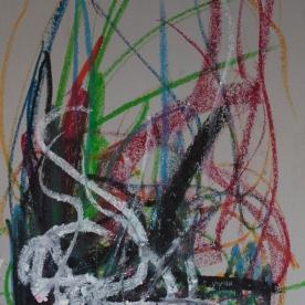 Abstr.12 - Ceras 24x34 cm.