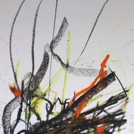 Abstr.16 - Ceras 24x34 cm.