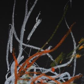 Abstr.18 - Ceras 24x34 cm.