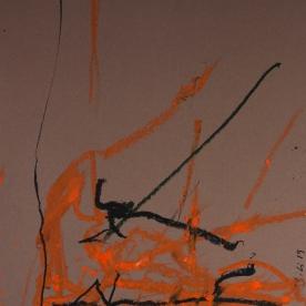 Abstr.19 - Ceras 24x34 cm.